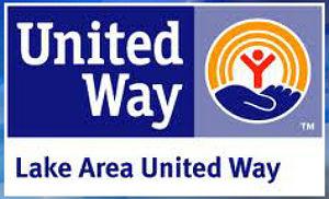 Lake Area United Way Logo
