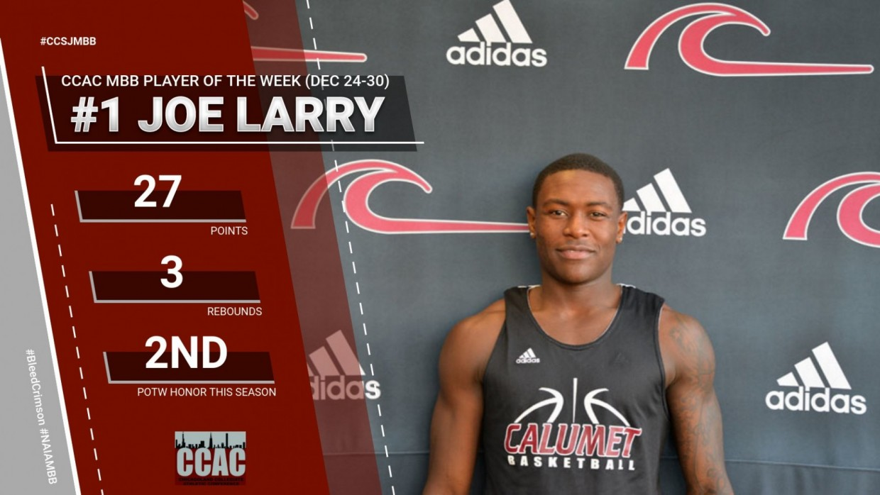 Larry-Honored-With-Second-POTW-of-Season