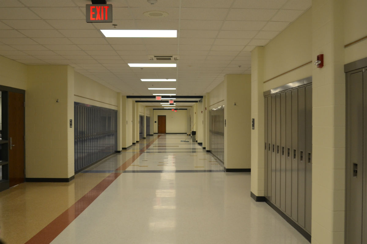 Lake Central High School Opens New Classrooms and Pool