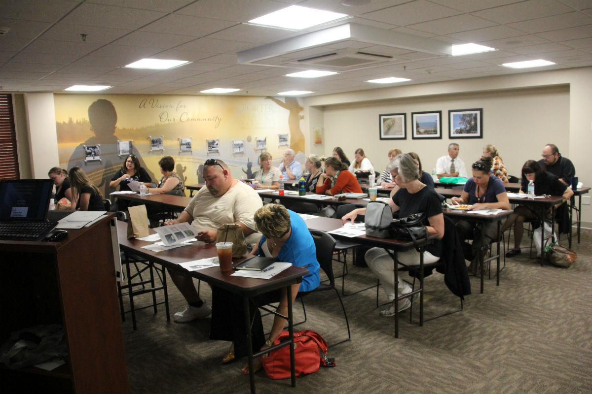 """Porter-Starke Services to host July 2015 Learn @ Lunch: """"The Inspiration Project"""" Stories that Strengthen Us"""
