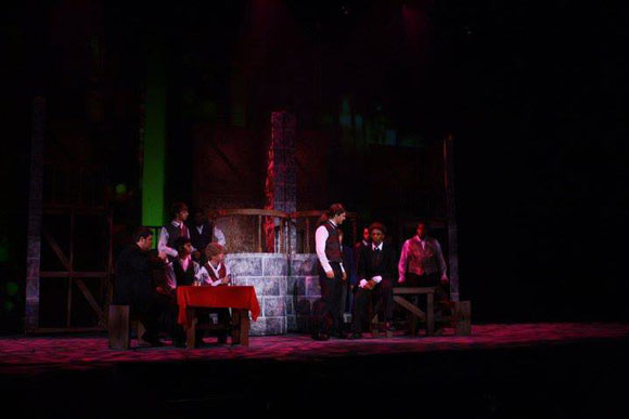 Ross Summer Music Theatre Presents Les Miserables