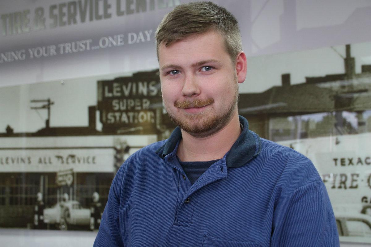 Levin-Tire-Highland-Steven