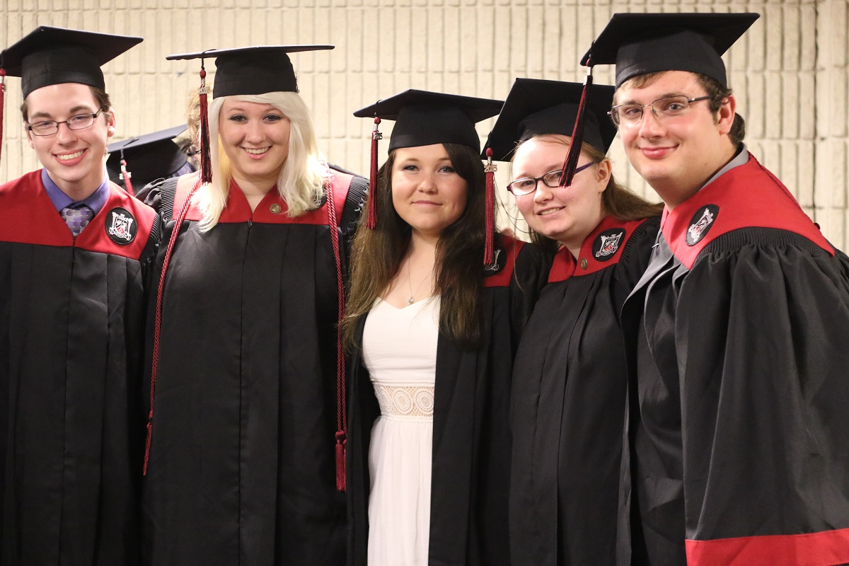 Lowell Graduation 2015 2