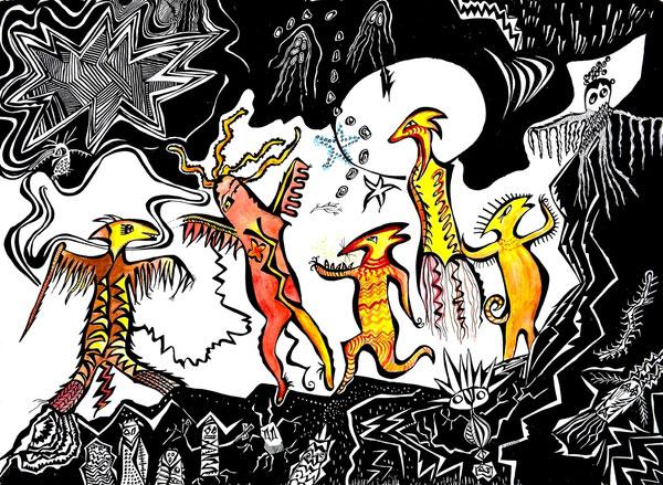 Lubeznik-dancing-shaman