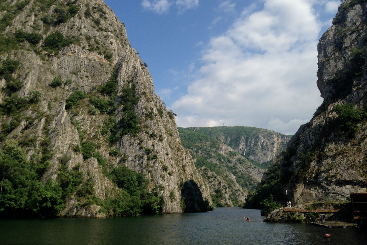 #1StudentNWI: Adventure in Macedonia at Wheeler High School High