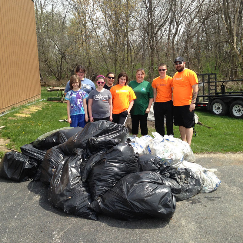 Many-Hands-Made-for-Light-Work-at-Portage-Townships-Team-Up-2-Clean-Up-Event