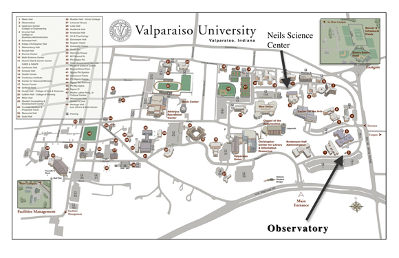 Map-Observatory-Science