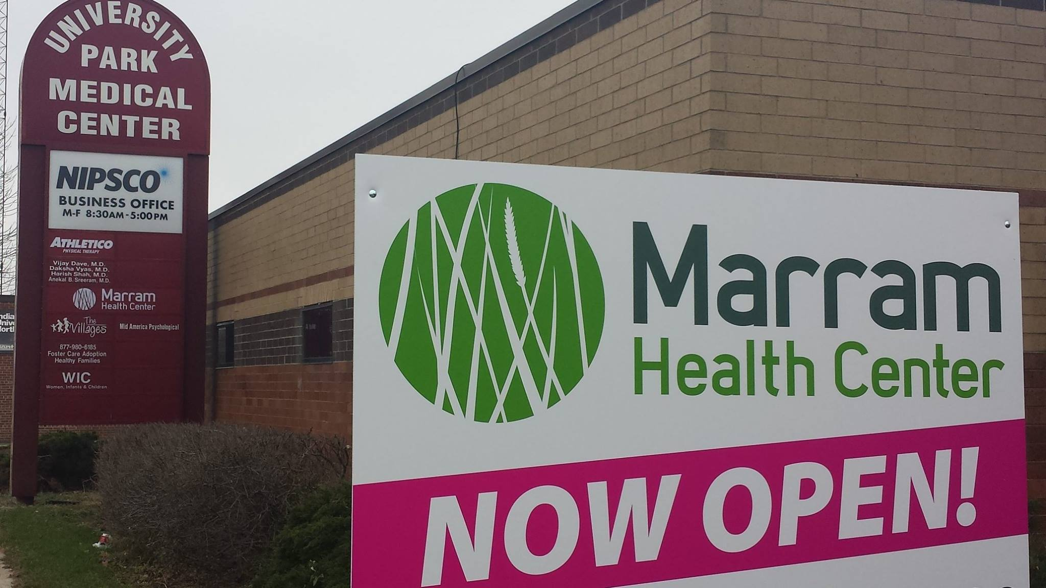 Marram Health Center Opens in Gary