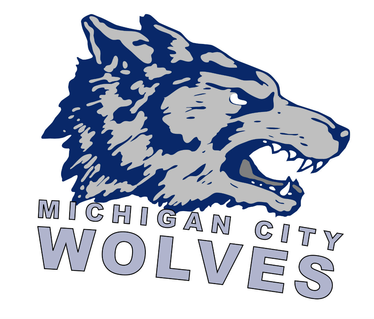 MC Wolves logo