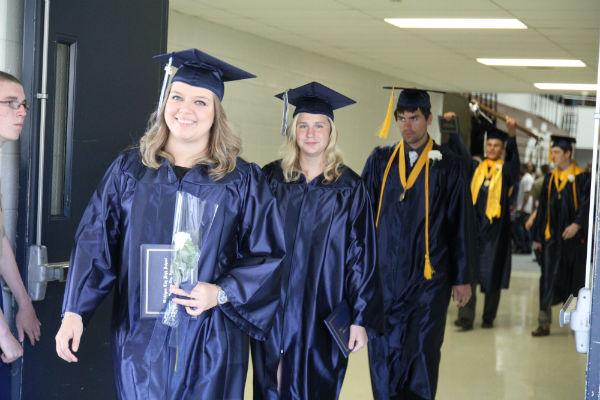 Michigan City Celebrates Class of 2013 Graduates