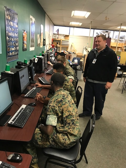MCHS-Mcjrotc-Competes-in-Cyber-Patriot-2018 01