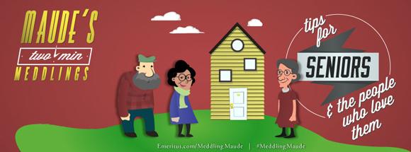 Meddling-Maude