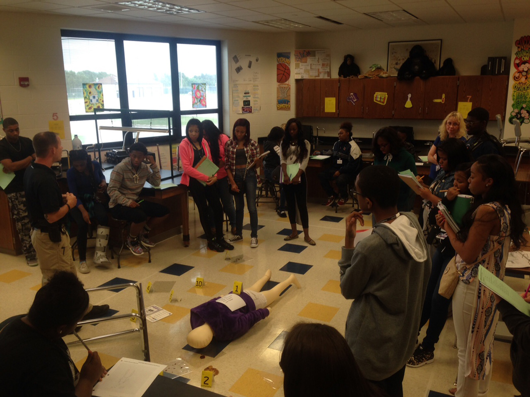 Merrillville High School CSI