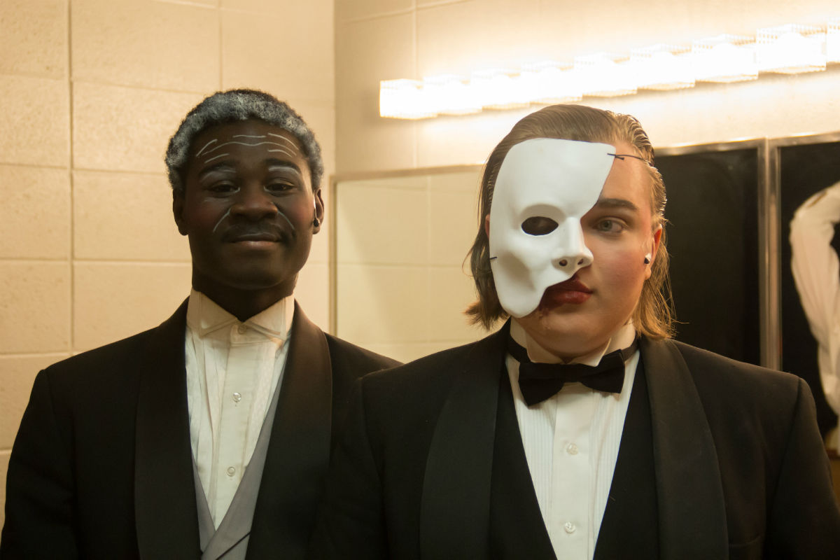 Merrillville High School Wows Audience With Performance of Phantom of the Opera