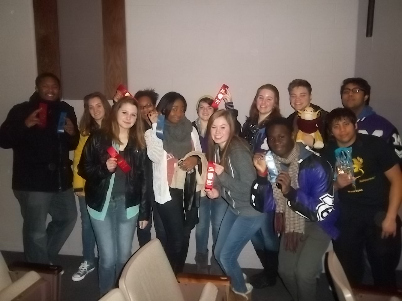 Merrillville Theatre Students Shine at State Thespian Festival