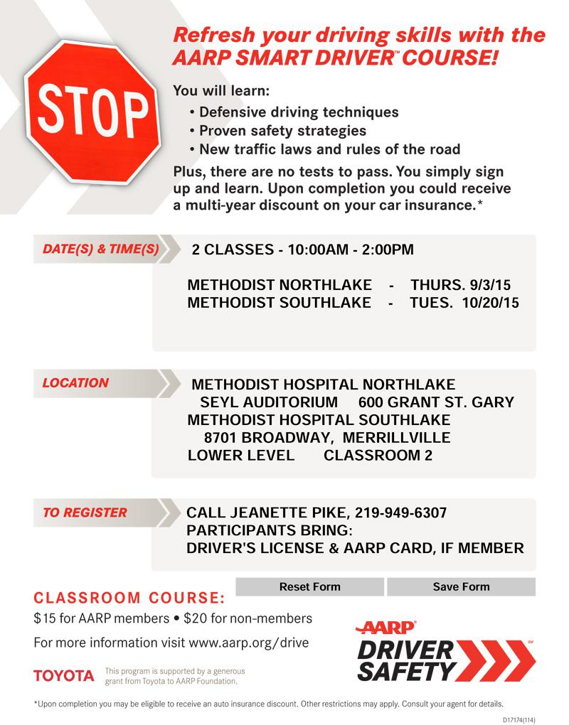 Methodist-Hospitals-AARP-Driving-Flyer-2015