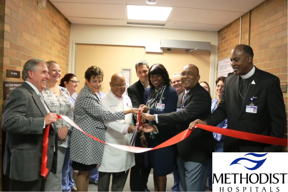 Methodist-Hospitals-Celebrates-Renovation-of-Labor-and-Delivery-Unit-2018