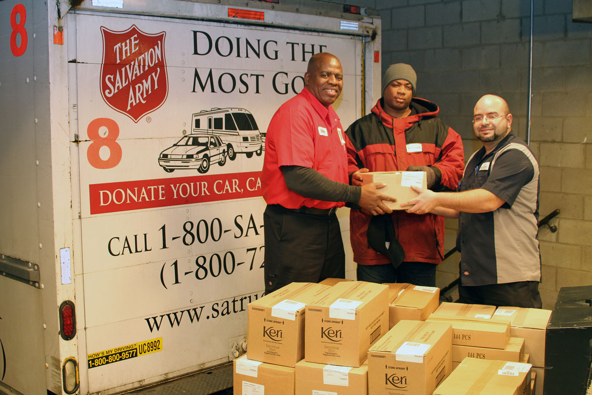 Methodist-Hospitals-Donates-Supplies-to-the-Salvation-Army-Adult-Rehabilitation-Center-Just-in-Time-for-the-Holidays