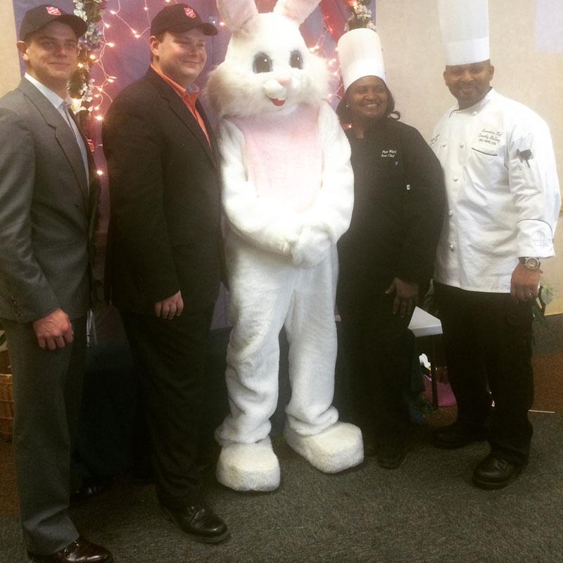 Methodist Hospitals Chefs Win Easter Taste of Care
