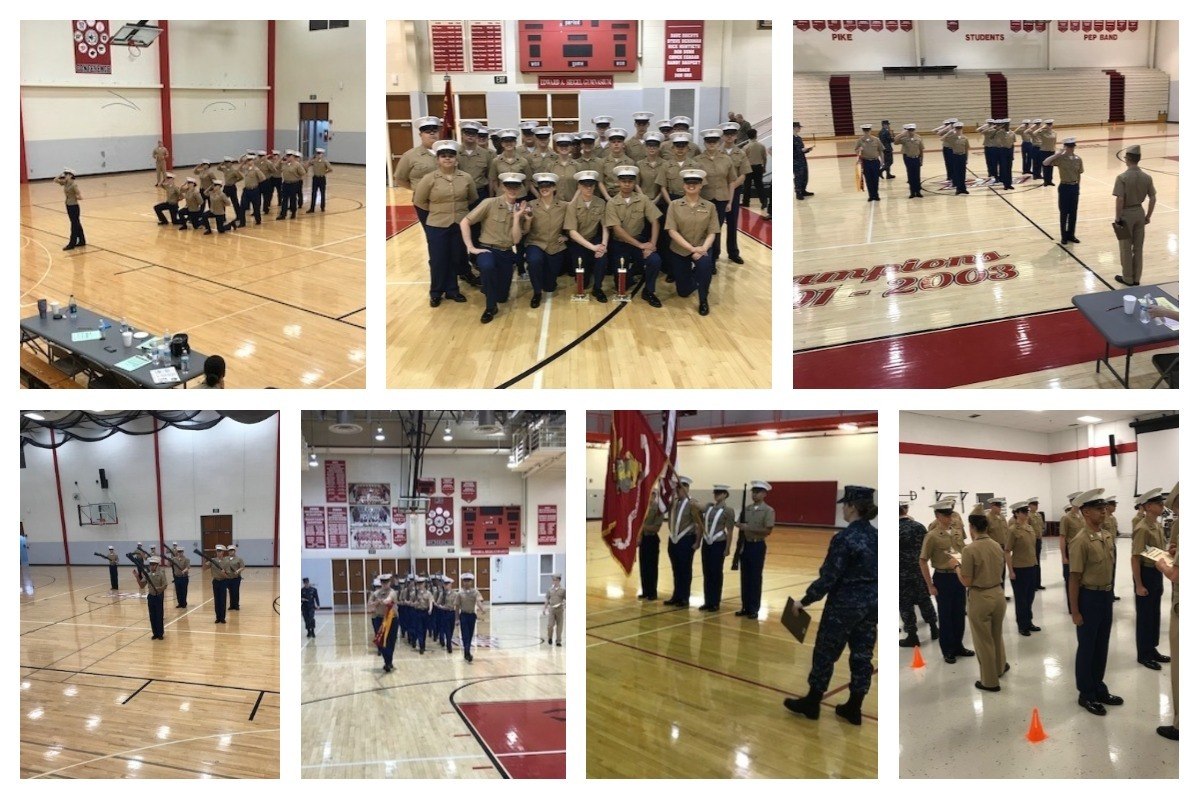 Michigan-City-High-School-MCJROTC-Drill-Team-Earns-Awards-at-Indianapolis-Competition