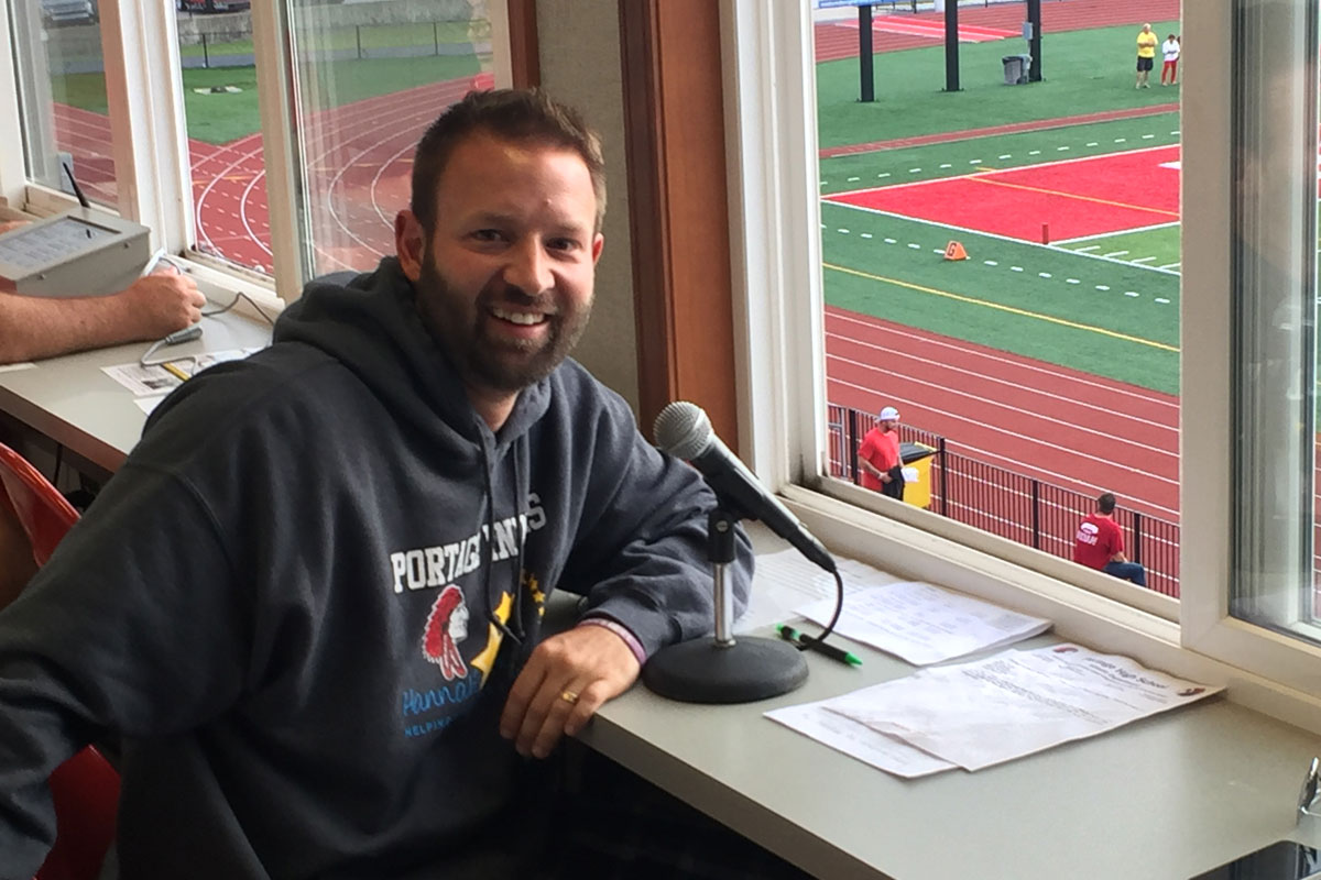 Mike-Martinez-Becomes-the-Voice-of-the-Portage-Indians-for-Another-Season