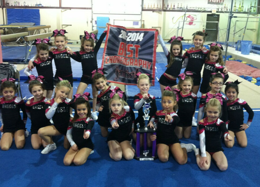 All-Star Angels Mini Compete at JamFest