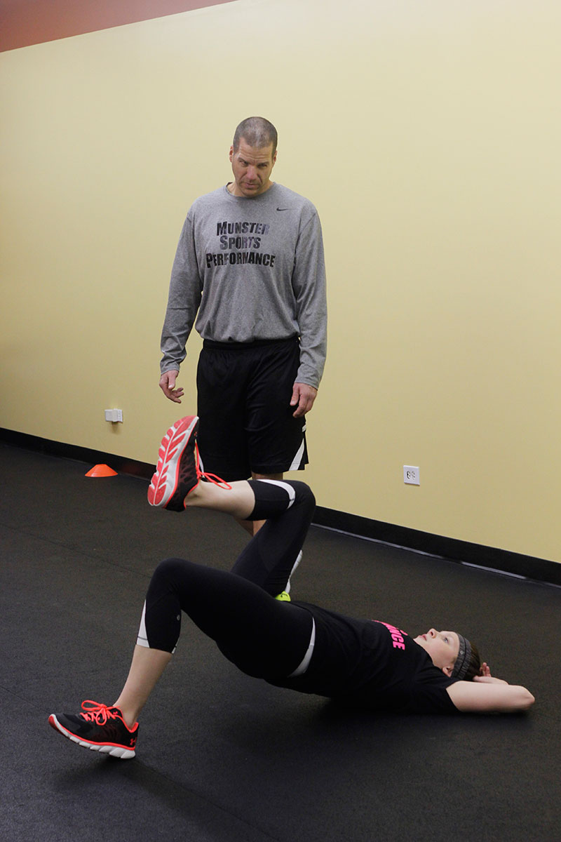 """#1StudentNWI: Munster Grad """"Comes Home"""" to Train Student Athletes"""