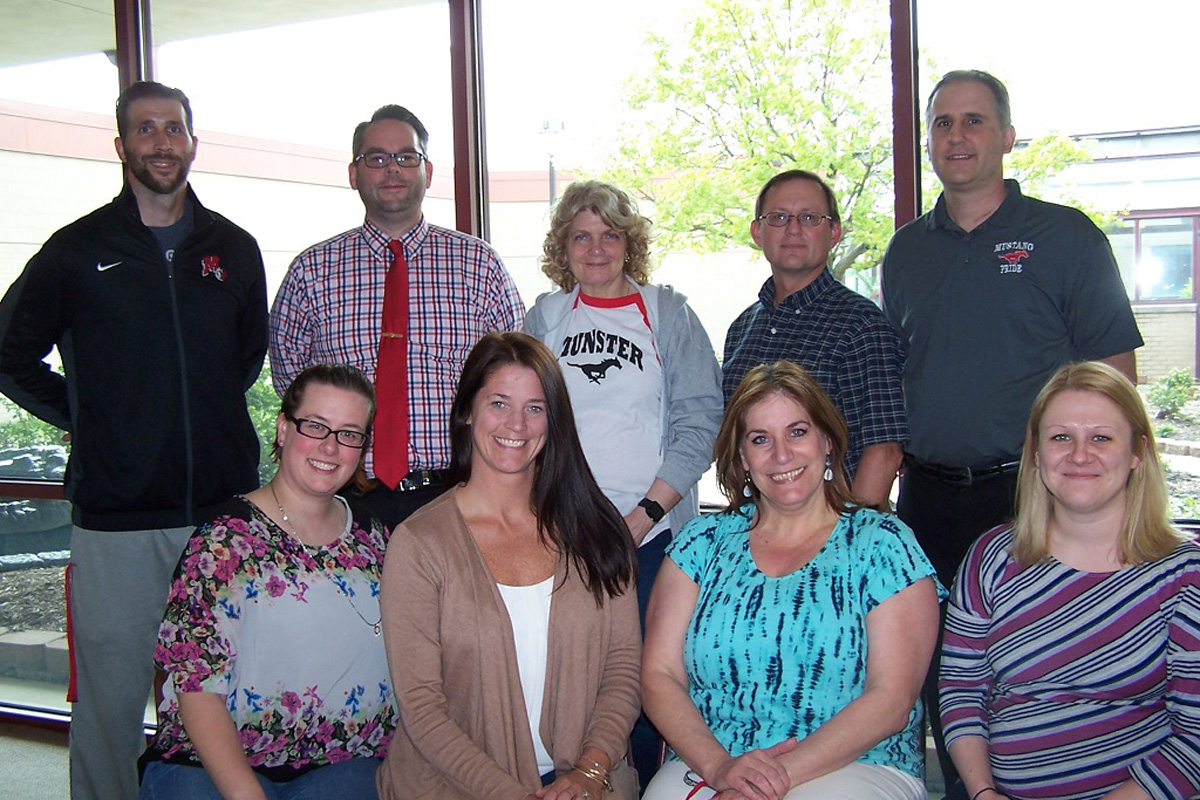 Munster High School First High School in the Midwest to Receive AdvanceED STEM Accreditation