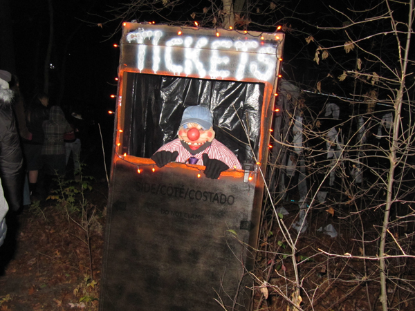 Munster Parks to Host Halloween Events at Bieker Woods