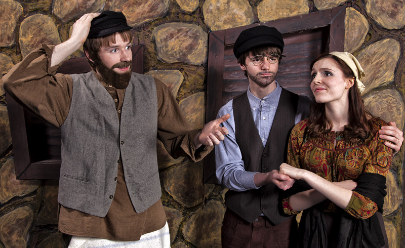 """The Munster Theatre Company Presents its 2014 Spring Musical, Fiddler on the Roof"""""""