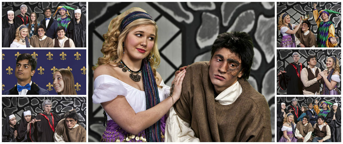 """Munster Theatre Company to Present """"The Hunchback of Notre Dame"""" in February 2015"""