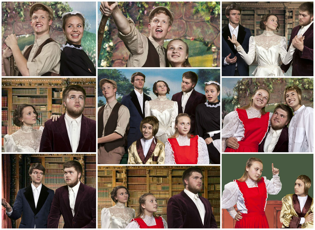 """The Munster Theatre Company Presents its Fall Musical Production, """"The Secret Garden"""""""