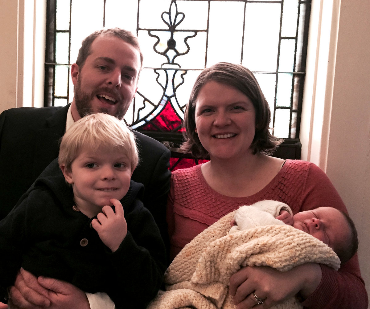 New Pastor to be Installed at St. John's United Church in Chesterton