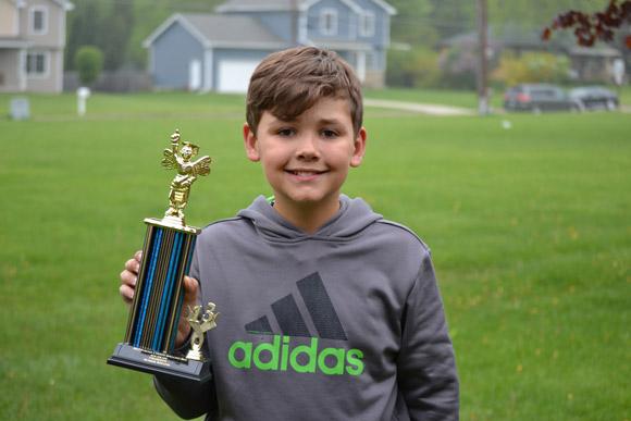 Immanuel Student Wins Spelling Bee