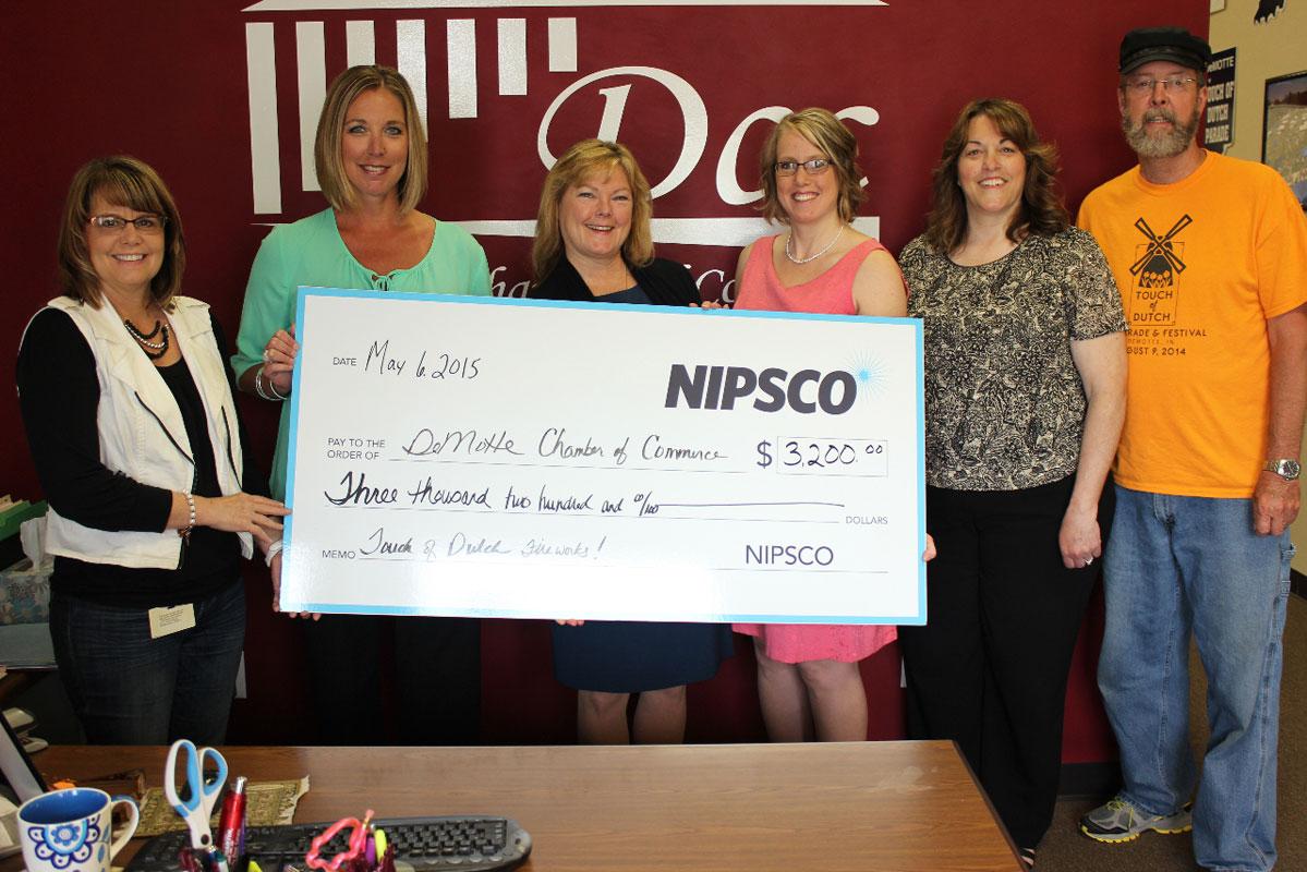 NIPSCO-Demotte-donation-2015