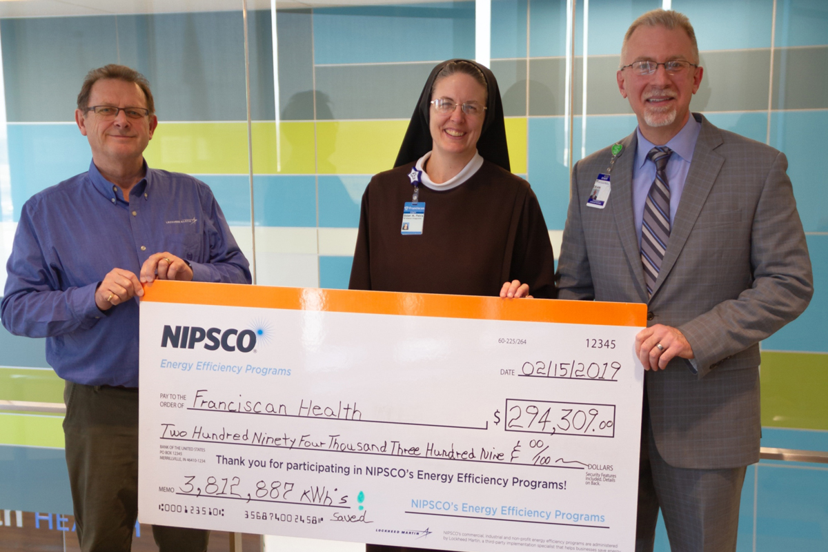 NIPSCO-program-recognizes-energy-savings-at-new-Franciscan-Health-Michigan-City-hospital