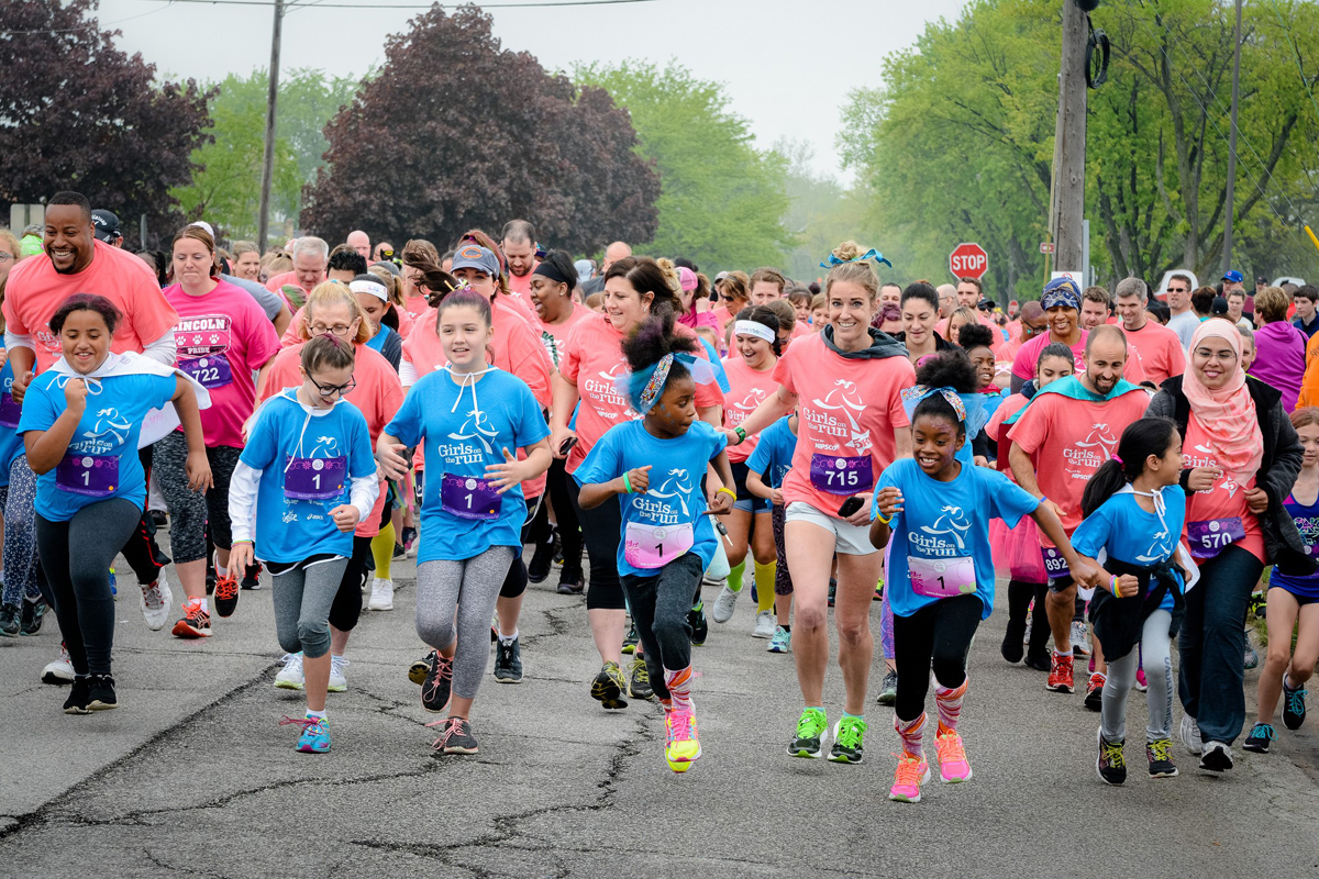 NIPSCO renews support to Girls on the Run of Northwest Indiana in time for spring season