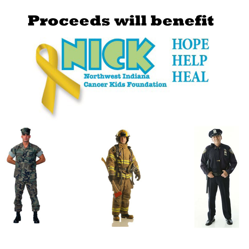 Local Heroes for Little Heroes: Childhood Cancer Awareness Walk