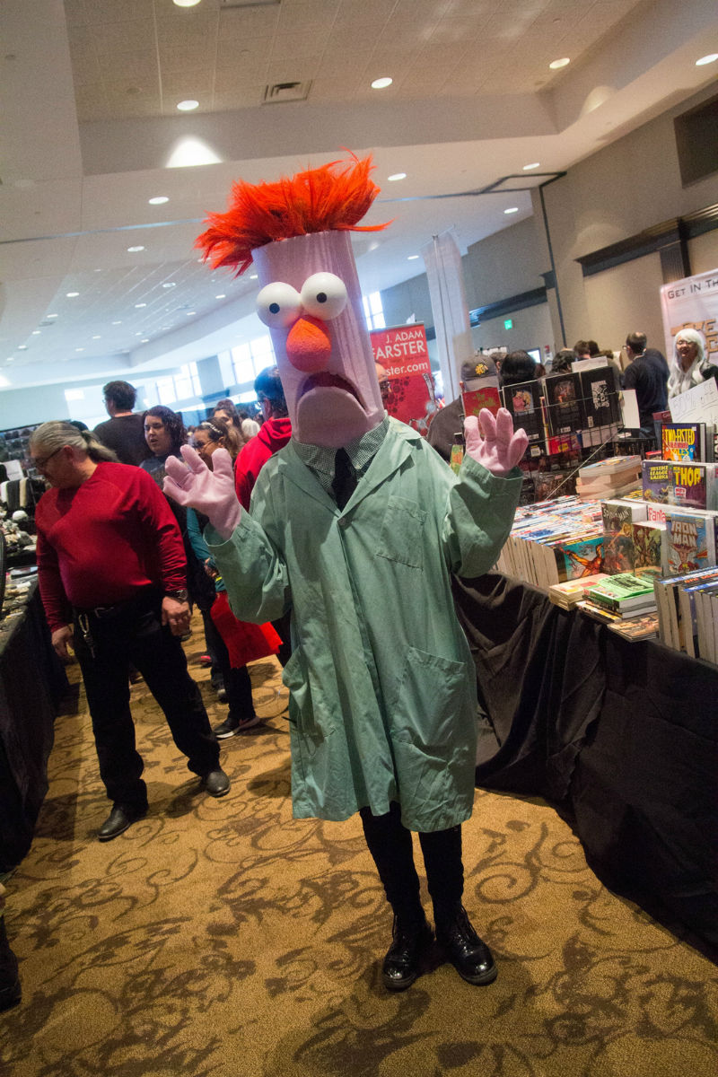NWI Comic Con and the Rise of Fandom and Families #StayWeird219