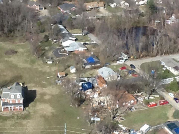 Storms Have Hurt Indiana Families, But Here's How You Can Help