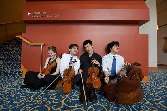Omer-String-Quartet