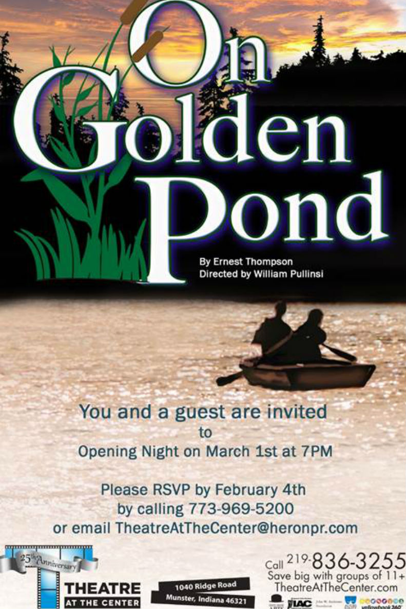 Theatre at the Center Presents: On Golden Pond