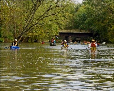 4th Annual Kankakee River Sandhill Crane Paddle Set for October 20, 2013