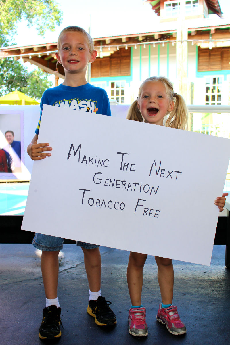 Tobacco Education and Prevention Coalition of Porter County Honors Volunteers