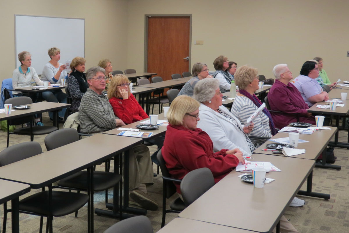 Porter Regional Hospital Hosts Women's Health Seminar