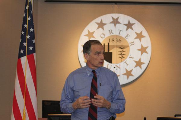 Pete Visclosky Forum 2