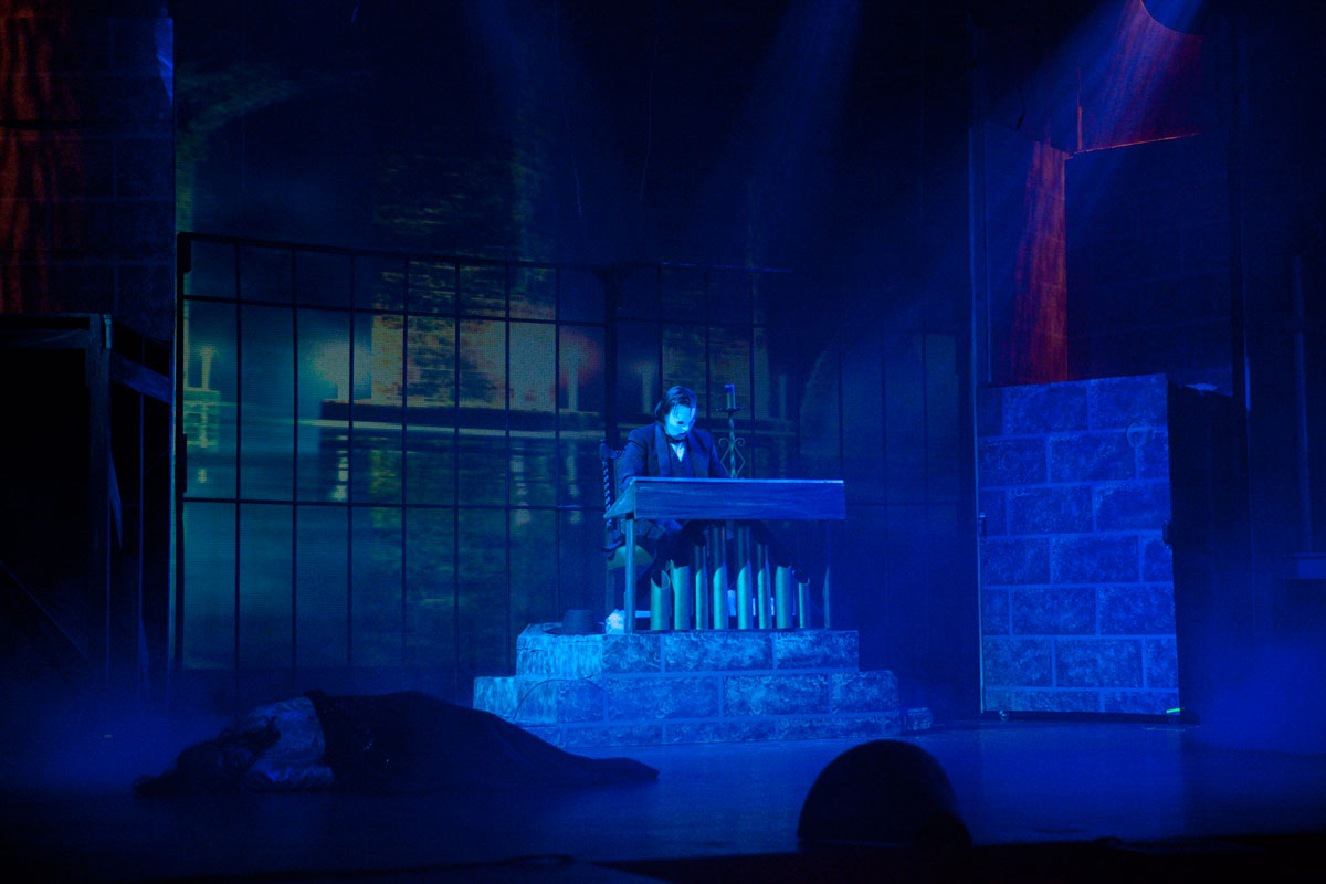Phantom of the Opera At Merrillville High School