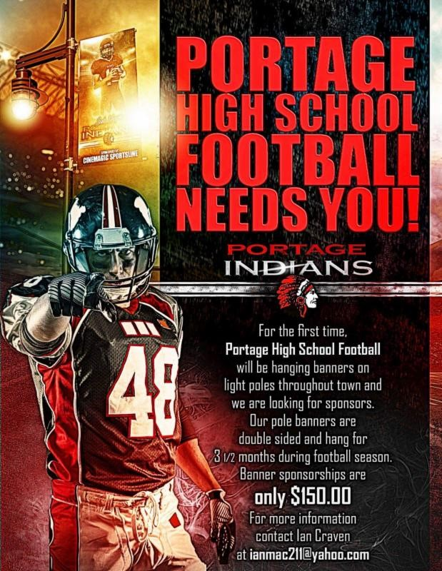 Portage High School Football Needs You