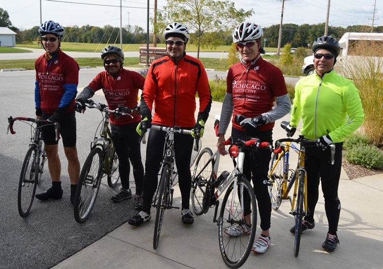 Physician-charity-bicycle-tour-makes-stop-at-Woodland-Cancer-Care-Center-01