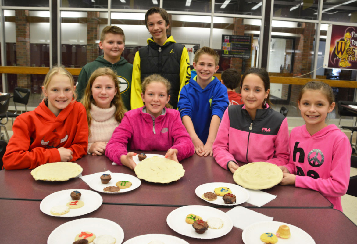 2016 Pi Day Activities at Westchester Intermediate